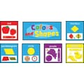 Carson-Dellosa Colors and Shapes Bulletin Board Set
