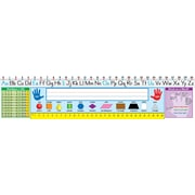Carson-Dellosa Traditional Manuscript: Canadian Version Nameplates, Grades 1-2