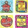 Carson-Dellosa School Days: Kid-Drawn Motivational Stickers