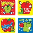 Carson-Dellosa Apples Motivational Stickers