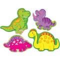 Carson-Dellosa Dinosaurs Shape Stickers