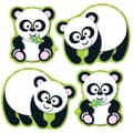 Carson-Dellosa Pandas Shape Stickers