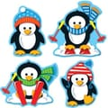Carson-Dellosa Penguins Shape Stickers