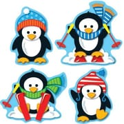 Carson-Dellosa Penguins Shape Stickers