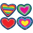 Carson-Dellosa Hearts Shape Stickers