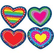 Carson-Dellosa Hearts Shape Stickers