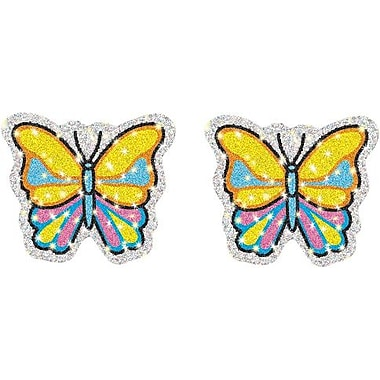 Carson-Dellosa Butterflies Dazzle™ Stickers, 75 Stickers Per Pack