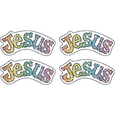 Carson-Dellosa Jesus Dazzle™ Stickers