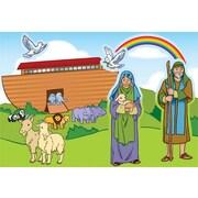 Carson-Dellosa Noah's Ark Stickers