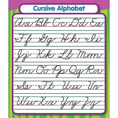 Carson-Dellosa Cursive Alphabet Stickers