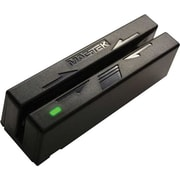 MAGTEK® 21080202 Black Mini Magstripe Swipe Card Reader