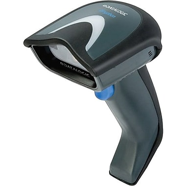 GRYPHON™ GD4130-BK-C066 Black Series I GD4100 Corded Handheld Barcode Reader