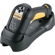 MOTOROLA LS3578-ER20005WR Black/Yellow Handheld Extended Range Retrocollective Barcode Scanner