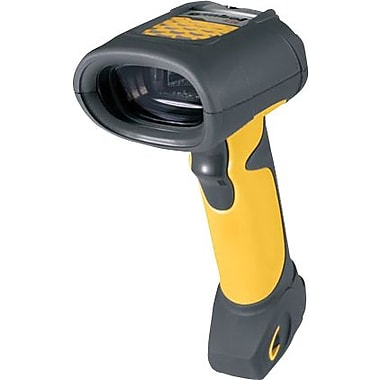 MOTOROLA LS3408-FZAR0200AR Twilight Black/Yellow Handheld Retrocollective Rugged Barcode Scanner