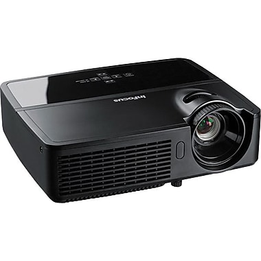 InFocus® IN124 DLP Display (XGA) 1024 x 768 3200/2500 LM Projector