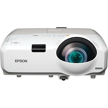Epson Powerlite® V11H448020 LCD TFT Active Matrix Display (WXGA) 1280 x 800 2500 LM Projector