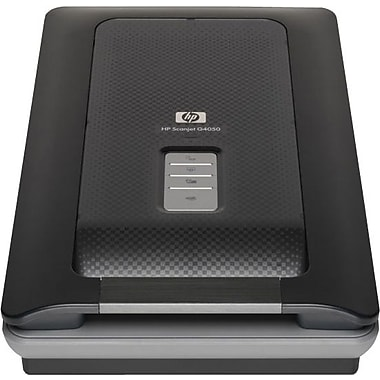 HP Scanjet G4050 Photo Scanner, Black/Gray