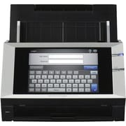 FUJITSU N1800 600 dpi Automatic Feeder ScanSnap Color Duplex Network Scanner