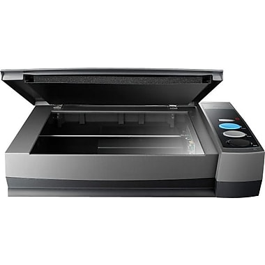 plustek OpticBook 4800 Flatbed Scanner, Gray
