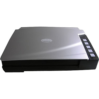 Plustek OpticBook 271-BBM21-C Flatbed Scanner, Gray/Black