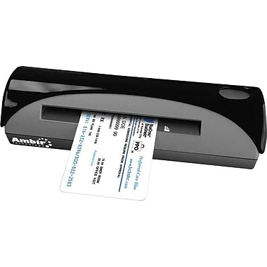 Ambir DocketPort 667 Sheetfed Scanner