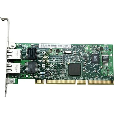 Intel® PWLA8492MT Gigabit Ethernet 10/100/1000 PCI/PCI-X Ethernet Server Adapter