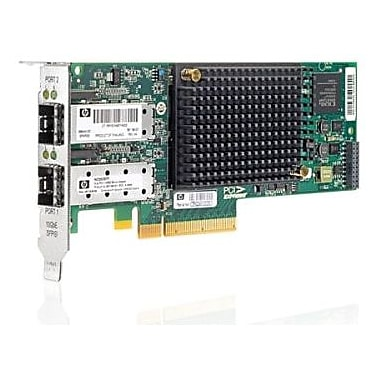 HP® NC550SFP Gigabit Ethernet 10 PCI Express X8 Ethernet Server Adapter