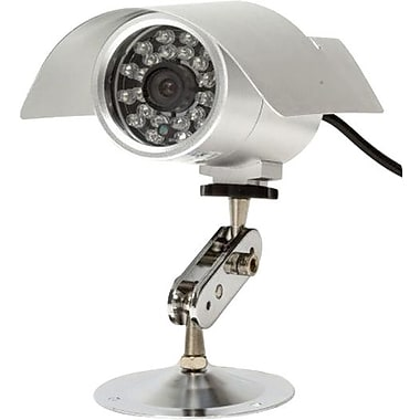 Q-See™ QS2814C 420 TV Lines 1/4in. Color Sharp CCD Digital Camera Security System