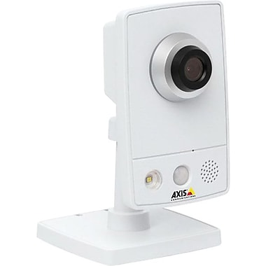 Axis Communications® 0338-044 1280 x 800 - 160 x 90 0.25in. Progressive Scan RGB CMOS Security Camera System