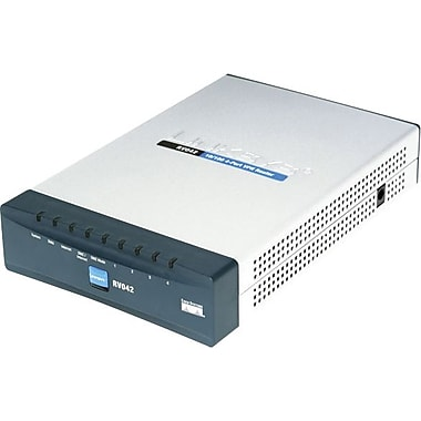 CISCO RV042 1 x RJ-45 10/100 Base TX WAN VPN Router
