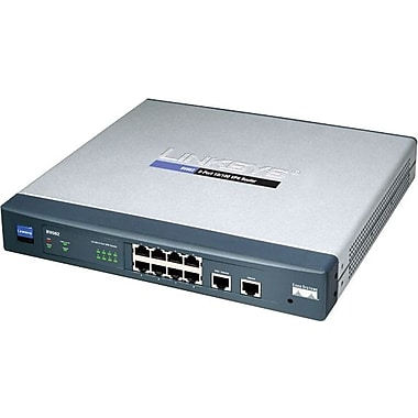 CISCO RV082 1 x RJ-45 10/100 Base TX WAN VPN Router