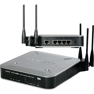 Cisco RV Series 4 X Gigabit Ethernet LAN Wireless-N Security Router