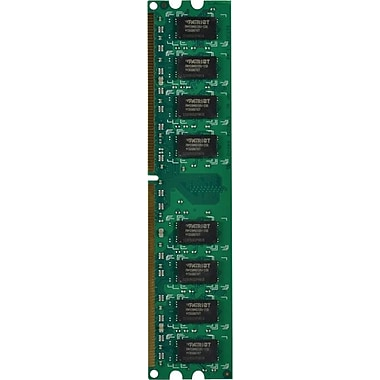 Patriot Signature 2GB (1 x 2GB) DDR2 (240-Pin SDRAM) DDR2 667 (PC2 5300) Universal Desktop Memory