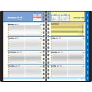 2015 AT-A-GLANCE® QuickNotes® Weekly/Monthly Appointment Book, 4 7/8 x 8
