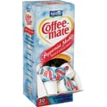 Coffee-mate® Liquid Coffee Creamer Singles, Peppermint Mocha, 50/Box