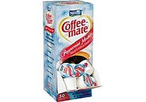 Nestle®Coffee-mate® Liquid Coffee Creamer Singles, Peppermint Mocha, 50/Box