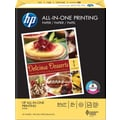 HP® Multipurpose Paper, 22 lb., 8-1/2in. x 11in., Ream