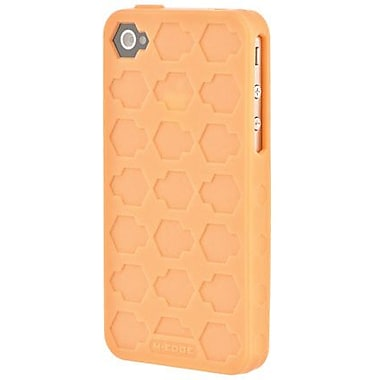 M-Edge Alter Ego Skin for iPhone 4/4S, Glow Sherbet