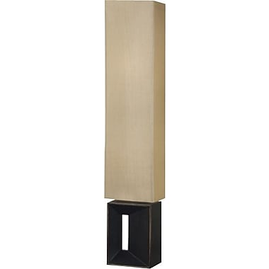 Kenroy Niche Incandescent Floor Lamp, Oil Rubbed Bronze Finish