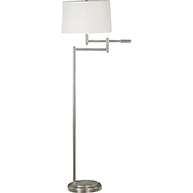 Kenroy Home Theta Swing Arm Floor Lamps