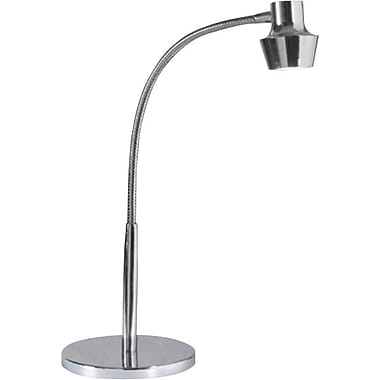 Kenroy Stanton LED Desk Lamp, Chrome Finish