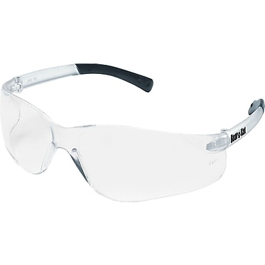 MCR Safety® BearKat Crews ANSI Z87 Safety Glasses, Clear