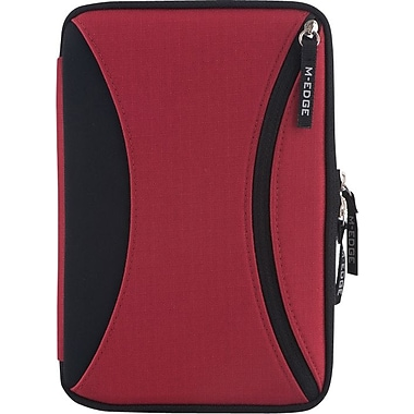 M-Edge Latitude Case for Kindle Paperwhite, Kindle Touch, and Kindle 4, Red