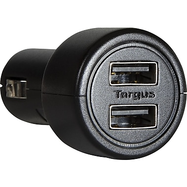 Targus Dual Mobile Charger for iPad®