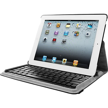 Targus Versavu™ Rotating Keyboard Case & Stand for The new iPad®, Black