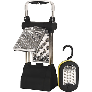LED Swivel Lantern & Worklight Set