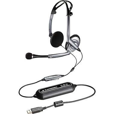 Plantronics 76921-01 Audio 400 DSP Foldable Headset