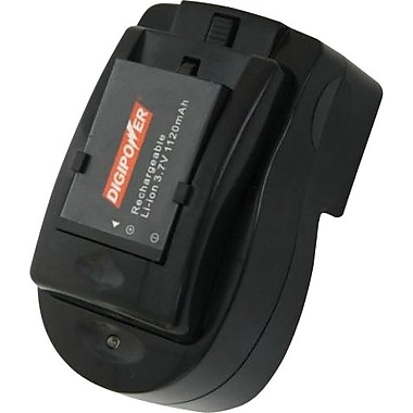 DigiPower® One Hour Travel Charger for Olympus Digital Cameras