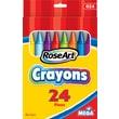 RoseArt Crayons, 24/Box