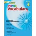 Spectrum Vocabulary Workbook, Grade 4